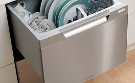 Клапан для посудомоечной машины: разновидности и назначение