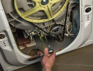 Как проверить двигатель стиральной машины в 5 этапов